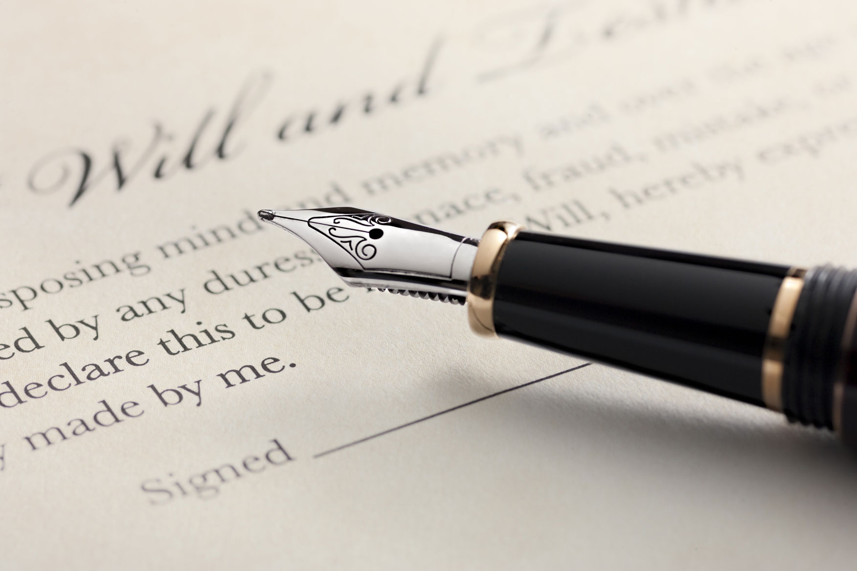 Estate Planning including Wills, Trusts and Areas of Corporate and Business Succession Image